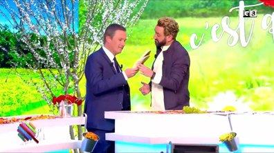 Pendant ce temps, Nicolas Dupont-Aignan fait le tour de popottes
