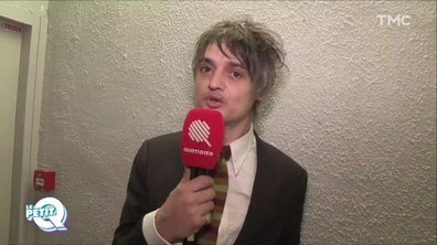 Le Petit Q : Pete Doherty à Paris