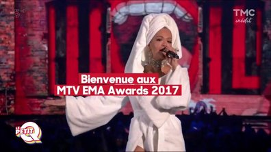 Le Petit Q : MTV Europe Awards 2017