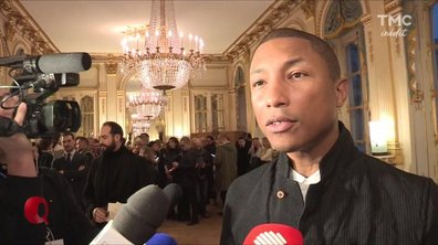 Le petit Q - Pharrell Williams décoré