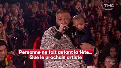 Le Petit Q - Beaucoup d'amour lors des I Heart Radio music awards