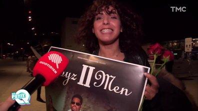 Le Petit Q : au concert des Boyz II Men