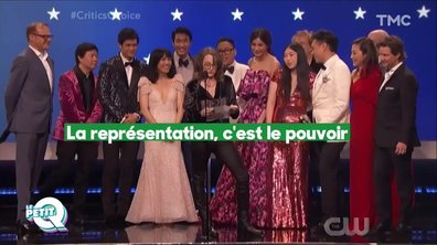 Le Petit Q : Critics Choice Awards