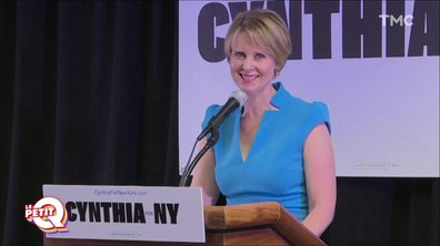 Le Petit Q: Cynthia Nixon, ex-star de Sex & the City veut devenir gouverneur de New-York