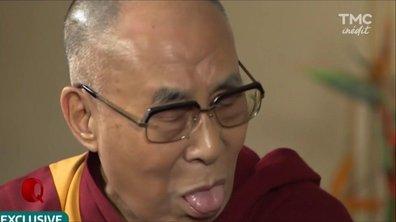 Le Petit Q : Dalai Lama choqué par le divorce de Brangelina