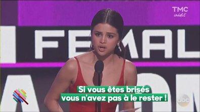 Le petit Q : Selena Gomez en plein burn-out