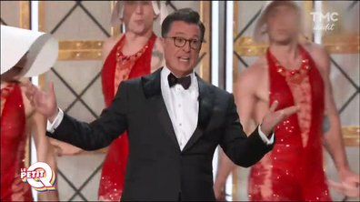 Petit Q : Emmy Awards, une soirée anti-Trump ?