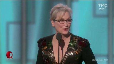 Le Petit Q : Le gros debrief des Golden Globes