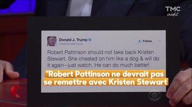 Le Petit Q - Dans les late shows américains, Donald Trump est dans toutes les conversations !