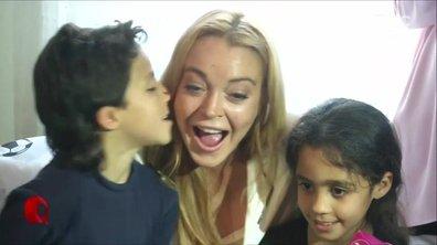 Le Petit Q : Lindsay Lohan a un grand coeur