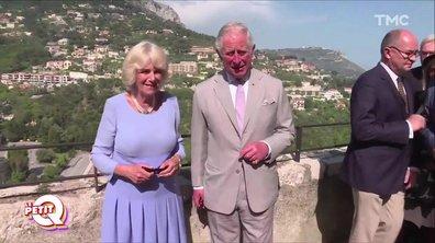 Le Petit Q : sa majesté le prince Charles à Nice