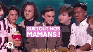Le Petit Q : les MTV Movie Awards
