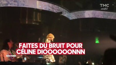 Le Petit Q : On a perdu Céline Dion
