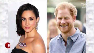Le Petit Q : Prince Harry is angry