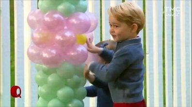 Le Petit Q : Prince William et Kate, leur famille en or