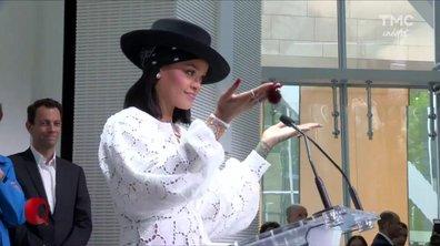 Le Petit Q - Rihanna invitée d'honneur aux LVMH Prize 2017
