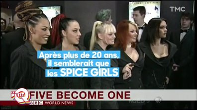Le Petit Q : les Spice Girls font leur come-back !