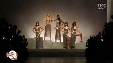 Le Petit Q : Versace, le défilé spectaculaire