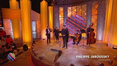 """Philippe Jaroussky - """"Hallelujah"""" en live sur Quotidien (exclu web)"""