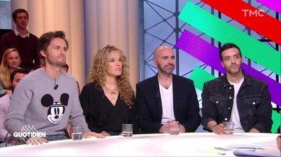 """Invités : Philippe Lacheau, Tarek Boudali, Julien Arruti et Elodie Fontan pour """"Nicky Larson et le parfum de Cupidon"""""""