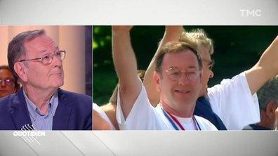 Philippe Tournon : son meilleur souvenir ? Deschamps et le premier sacre, en 1998