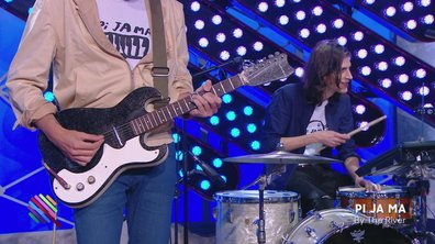 "Pi Ja Ma - ""By The River"" en live sur le plateau de Quotidien (exclu web)"