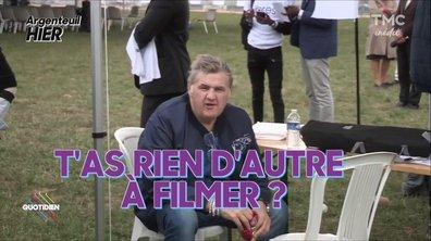 """Pierre Ménès et Valérie Pécresse """"amis"""" pour la vie"""