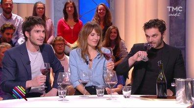 """Du pinard et du cinoche : dégustation de vin avec les acteurs de """"Ce qui nous lie"""""""