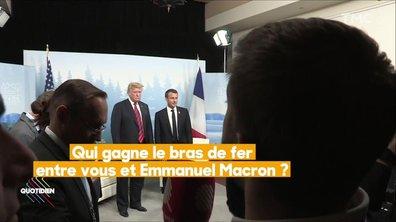 Poignée de main, volte-face, photo historique : ce qu'il ne fallait pas rater du G7