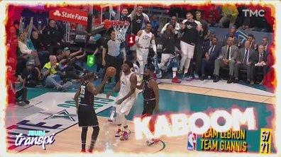 Jeudi Transpi : le point NBA/jeux vidéo
