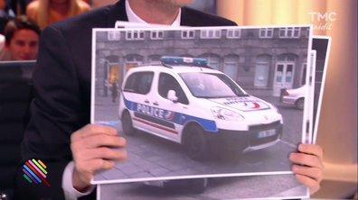 """La Police se veut plus """"Fast & Furious"""" que vieilles épaves"""