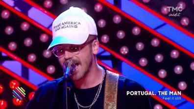 "Portugal The Man - ""Feel it still"" en live sur le plateau de Quotidien"