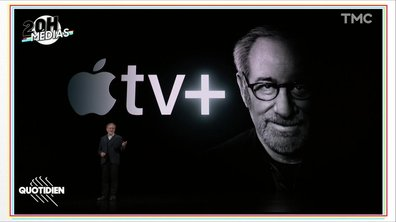 20h Médias : Apple veut concurrencer Netflix, mais peut-elle y arriver ?