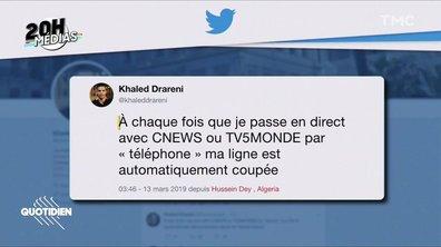 20h Médias: la campagne algérienne se joue (aussi) en France