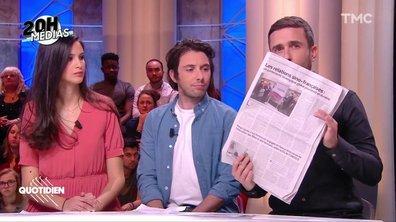 20h Médias : la Chine s'offre une publicité de choix dans la presse française