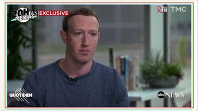 20h Médias : la contre-attaque médiatique de Mark Zuckerberg après Christchurch