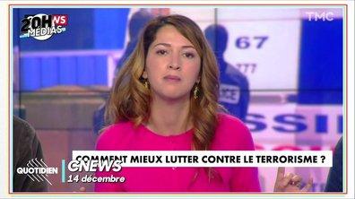 20h Médias : l'ex journaliste de Charlie Hebdo, Zineb el Rhazoui, menacée de mort