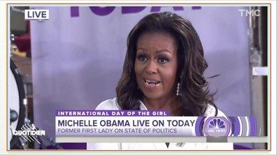 20h Médias : Michelle Obama is back