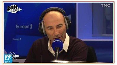 20h Médias : Nicolas Canteloup va-t-il quitter Europe 1 ?