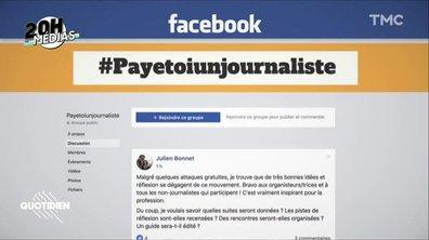 20h Médias : Payetoiunjournaliste, le cri de colère des journalistes agressés