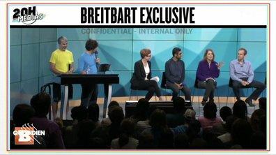 "20h Médias : la vidéo ""anti-Trump"" des cadres Google"