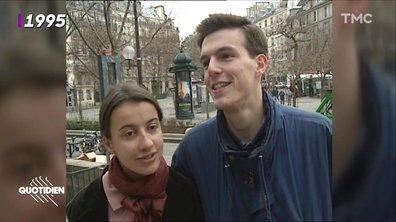 Zoom : 70 ans de Saint-Valentin en 2 minutes (avec Cécile Duflot en bonus)