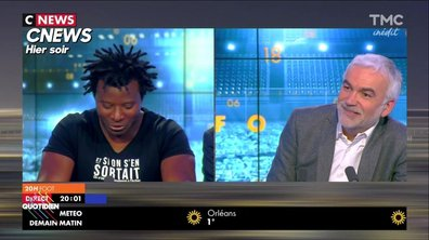 Affaire Evra : Pascal Praud, le roi du buzz