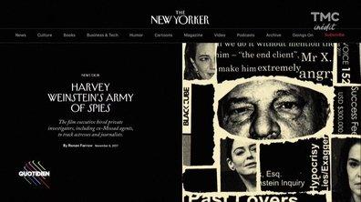 Weinstein : Révélations sur l'armée de l'ombre