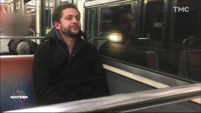 Azzeddine Ahmed Chaouch enquête sur la « ligne du crack » du métro 12