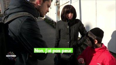 Agression antisémite à Sarcelles : Baptiste des Monstiers à la rencontre des habitants