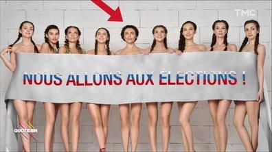 La campagne électorale version sexy de Vladimir Poutine