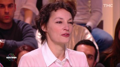 César 2018 : Jeanne Balibar avoue avoir franchement piqué du nez