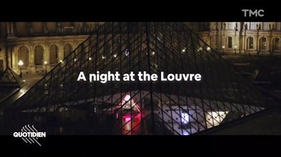 Chaouch Express : le coup de com' polémique d'Airbnb au Louvre