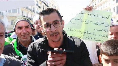 Chaouch Express : la mobilisation ne faiblit pas en Algérie